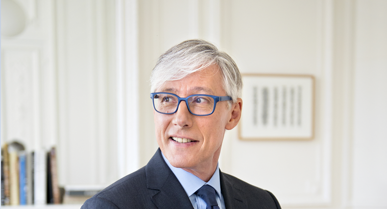 Sanofi CEO Olivier Brandicourt