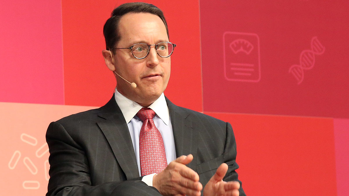 Timothy Wentworth, president & CEO of Express Scripts