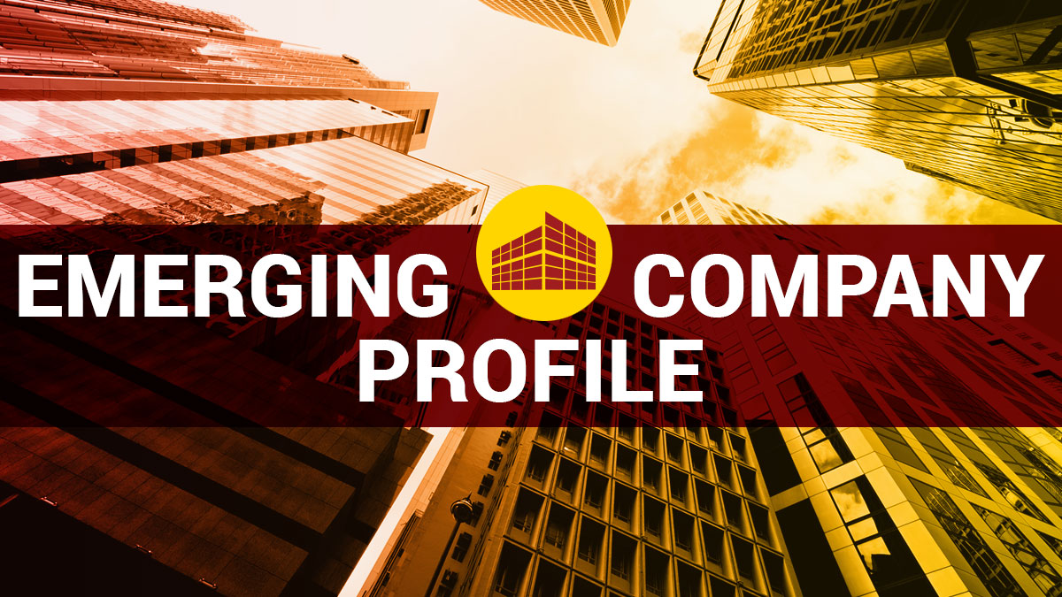 Emerging Company Profile Regular column feature image Version 2