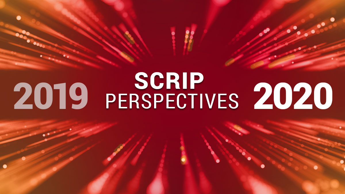 Scrip Perspectives 2019 to 2020