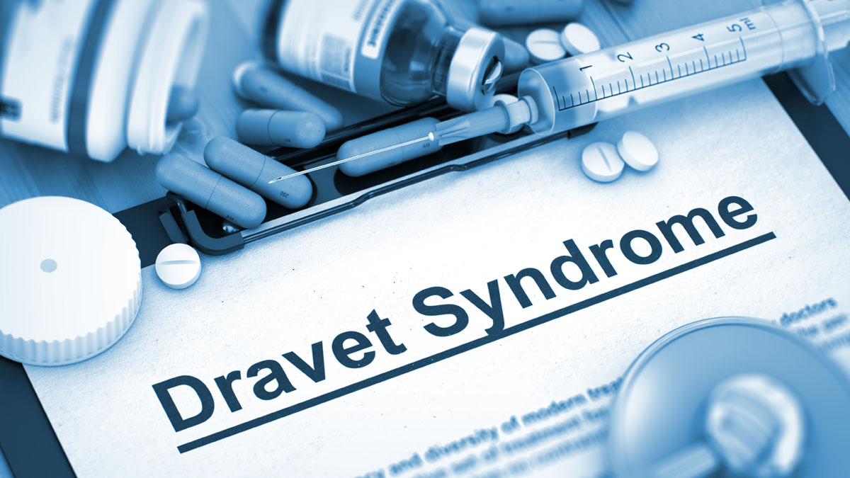 Dravet Syndrome - Medical Report with Composition of Medicaments - Pills, Injections and Syringe