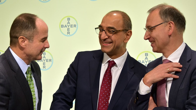 Bayer 2017 FY Conference