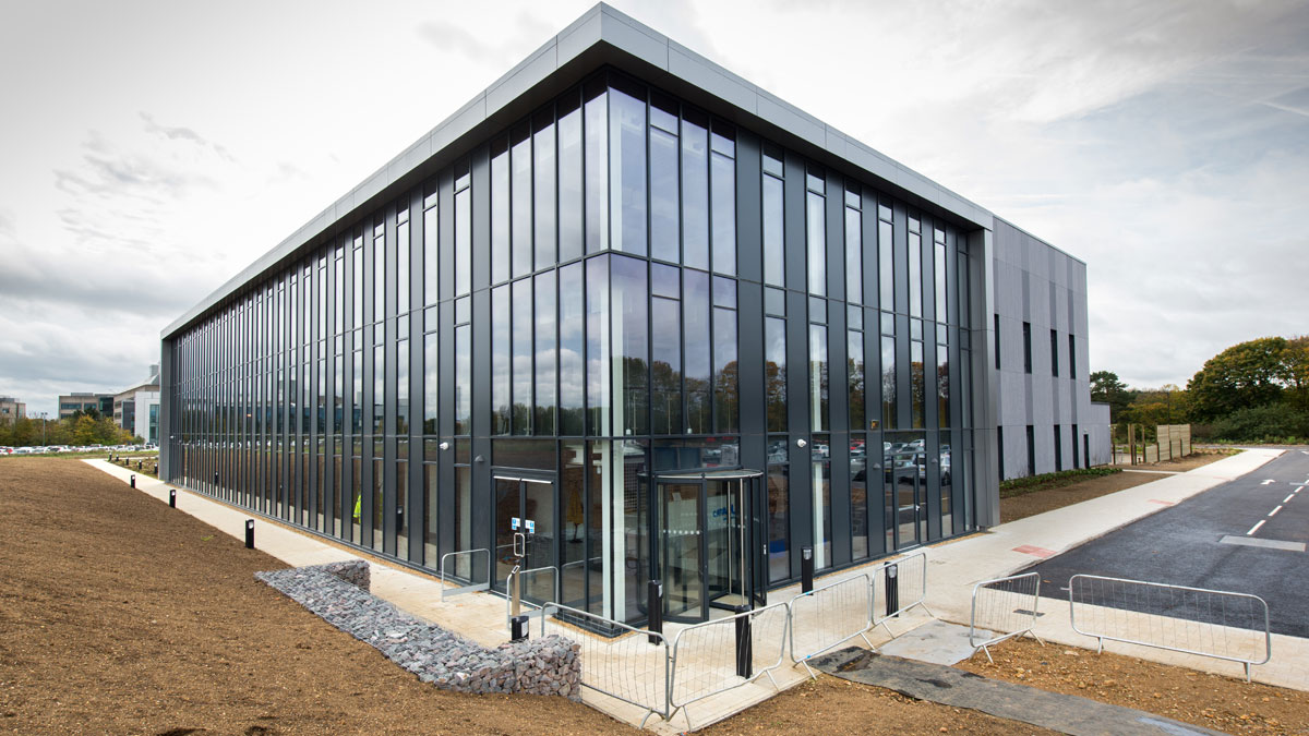 Stevenage Cell and Gene Therapy Catapult Centre