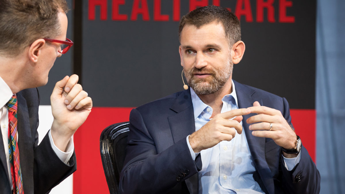 John Arnold At Forbes Healthcare Summit