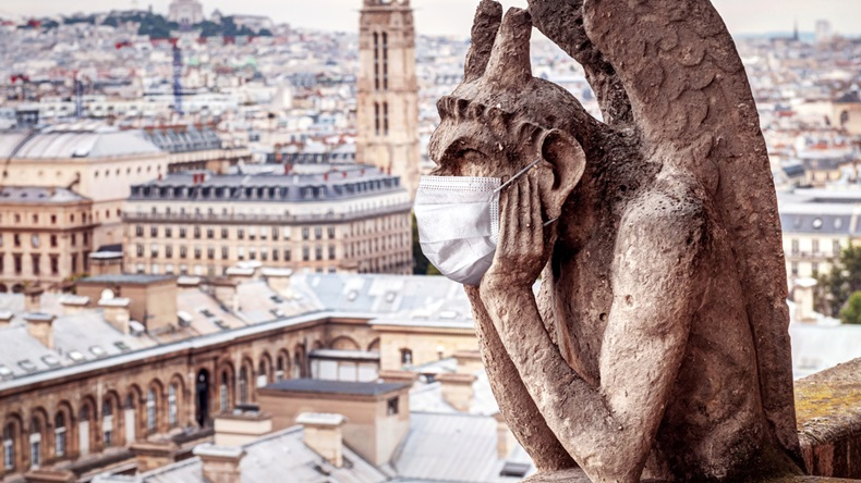 Gargoyle_France_Mask