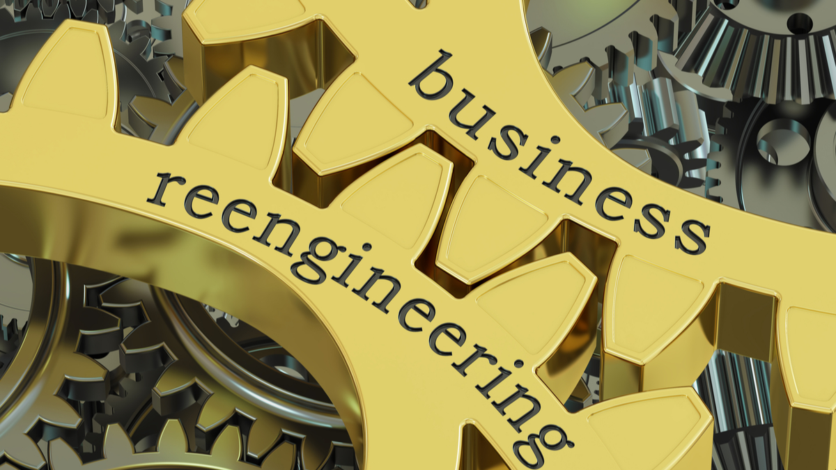 Business reengineering