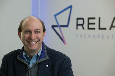 Alexis Borisy Relay Therapeutics