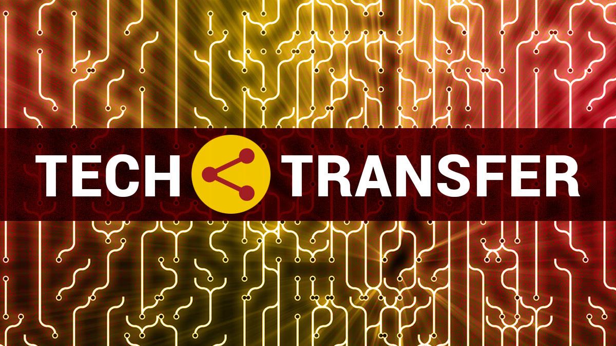 Tech Transfer regular column feature image